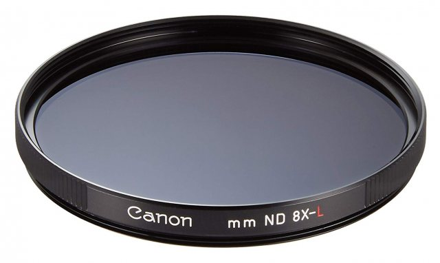 Canon Canon 72mm ND 8L Neutral density x 8