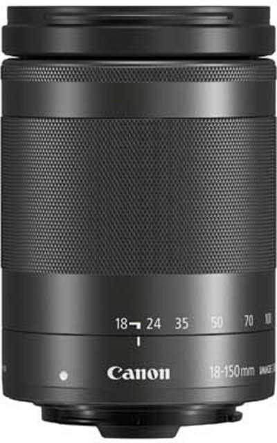Canon Canon EF-M 18-150mm, Black