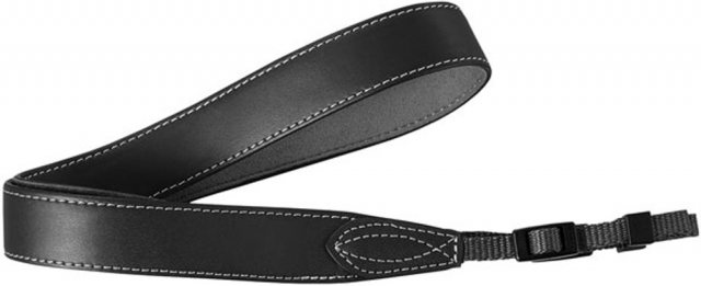 Canon Canon EM-E2 Leather Neck strap, Black