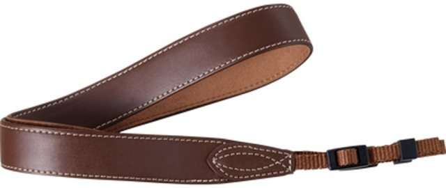 Canon Canon EM-E2 Leather Neck strap, Brown