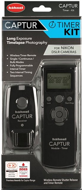 Hahnel Hahnel Captur Timer Kit for Nikon