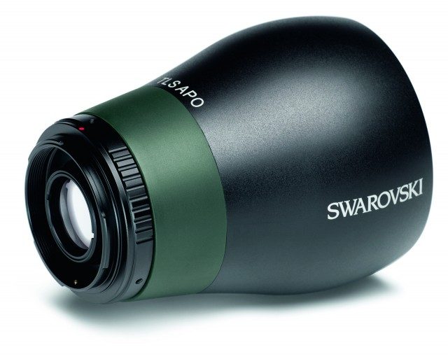 Swarovski Swarovski TLS APO 43mm Photo Adapter for ATS and STS