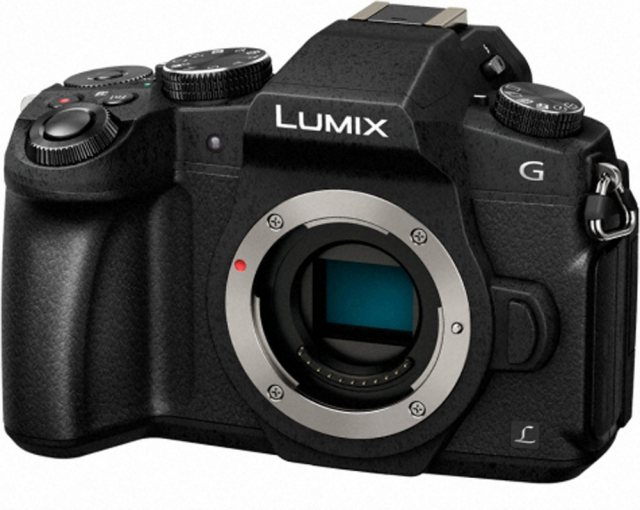 Panasonic Panasonic DMC-G80 body, Black