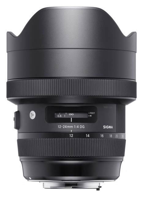 Sigma Sigma 12-24mm f4 DG HSM ART lens for Nikon