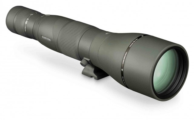 Vortex Vortex Razor HD 27-60x85 Straight Spotting Scope with nylon case