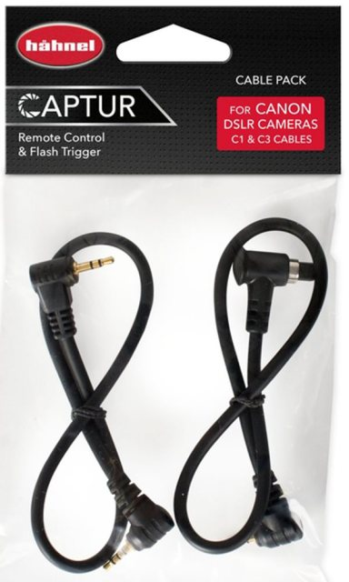Hahnel Hahnel Captur Cable Pack Canon