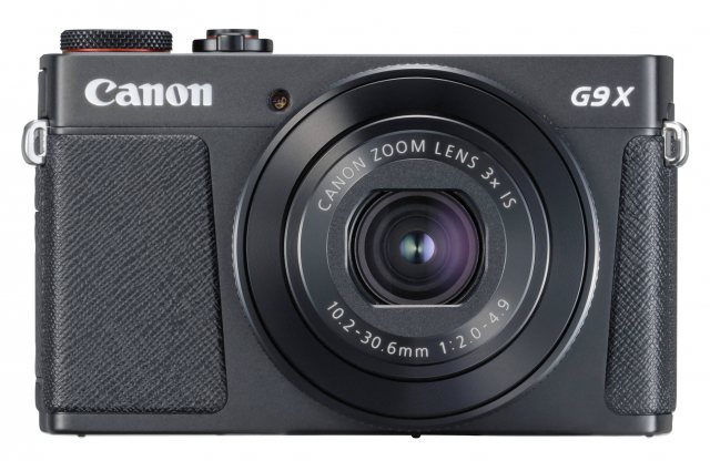 Canon Canon Powershot G9X Mark II Black