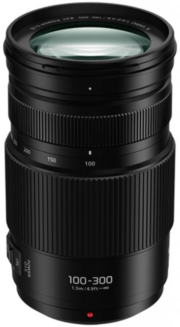 Panasonic Panasonic 100-300mm F4-5.6 II Lumix G Vario Power O.I.S. Lens