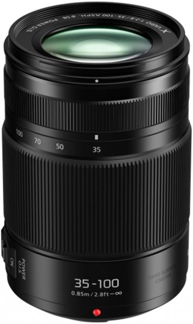 Panasonic Panasonic 35-100mm F2.8 II Lumix G X Vario Power O.I.S.Lens