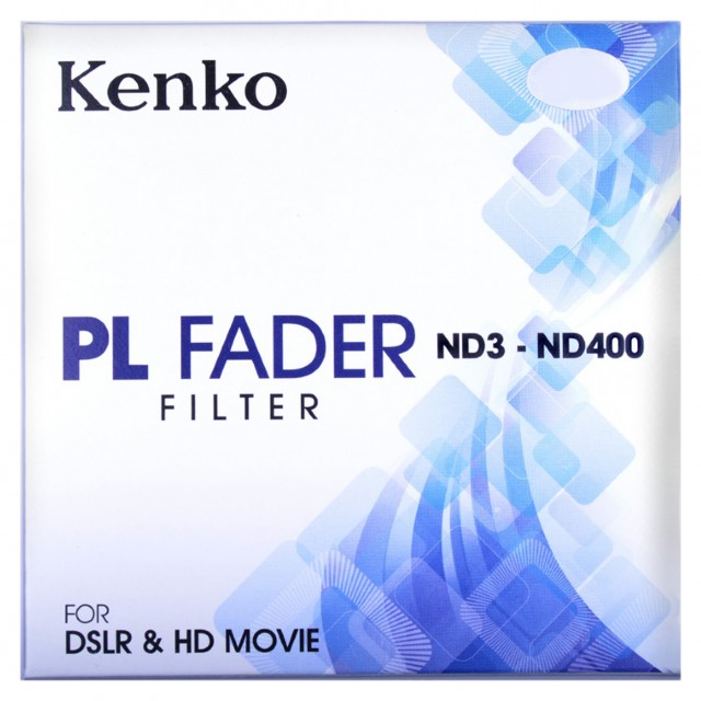 Kenko Kenko Variable Density x 3-400 PL Fader, 77mm