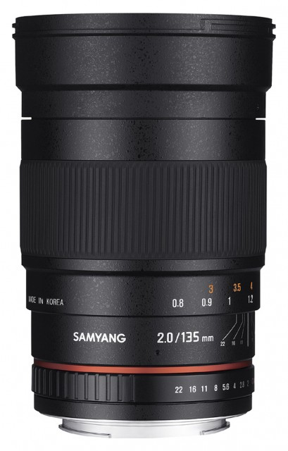Samyang Samyang 135mm F2 for Sony FE