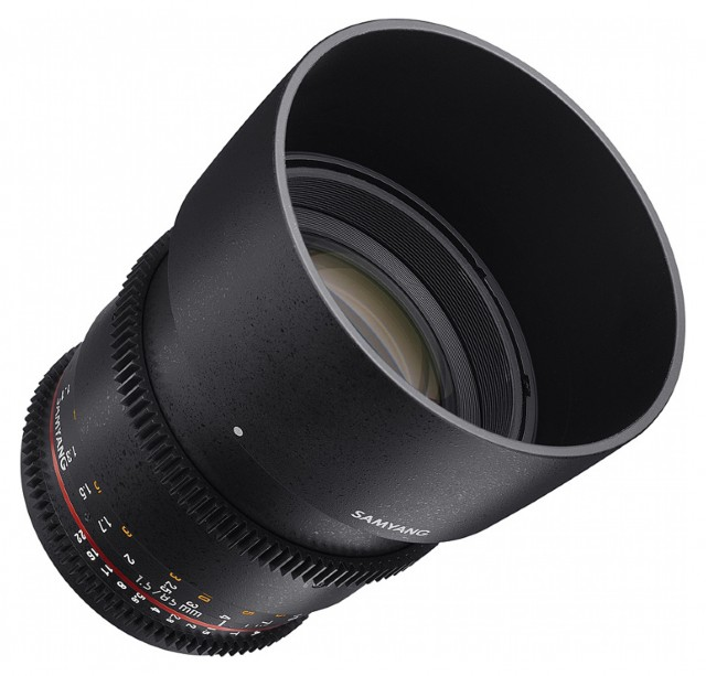 Samyang Samyang 85mm T1.5 VDSLR II for Sony FE