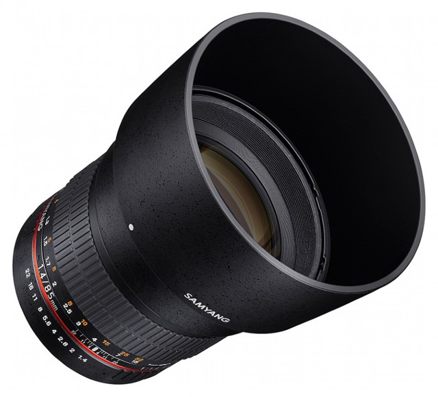 Samyang Samyang 85mm F1.4 for Sony FE