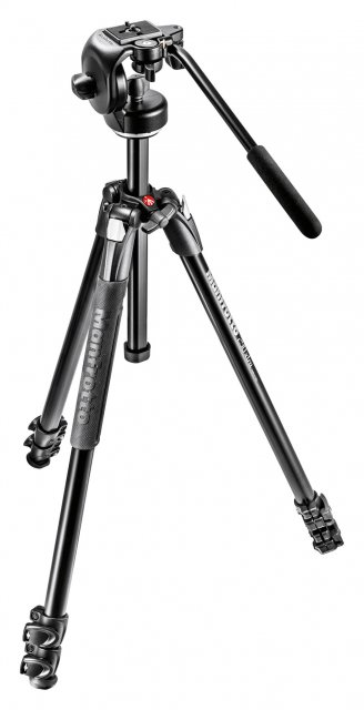 Manfrotto Manfrotto 290 Xtra Kit, 2 Way Head