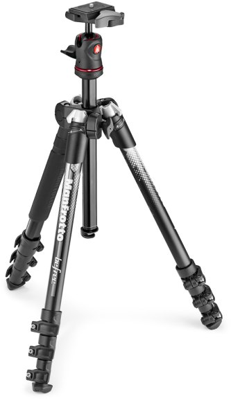 Manfrotto Manfrotto Befree Travel Tripod, Ballhead Kit