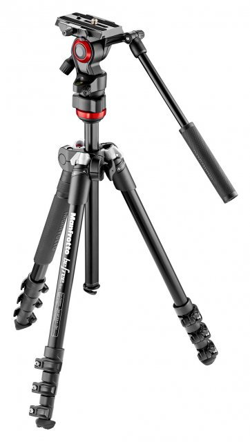 Manfrotto Manfrotto Befree Video Tripod Kit