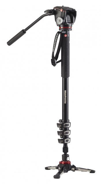 Manfrotto Manfrotto XPRO Video Monopod with 2W Head