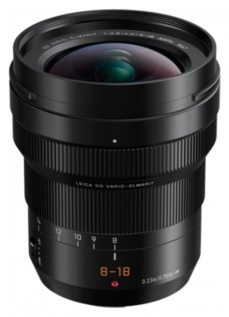 Panasonic Panasonic 8-18mm F2.8-4 Leica DG VE ASPH Power OIS