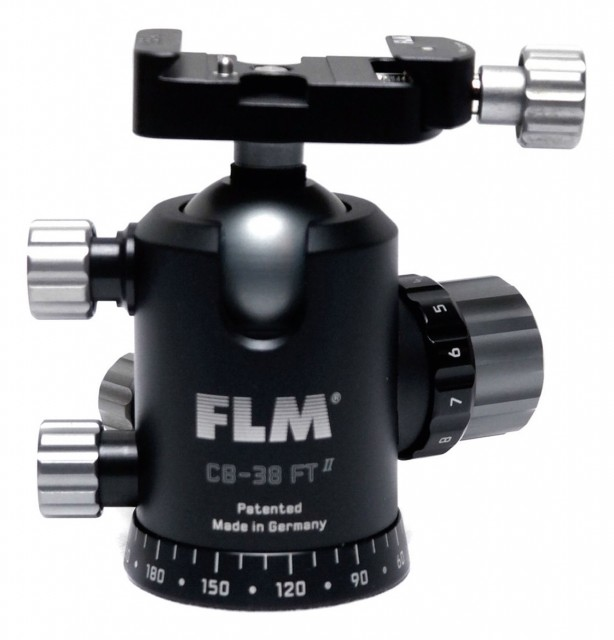 FLM FLM CB-38 FT Ball Head