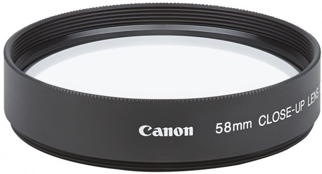 Canon Canon 58mm Type 250D close-up attachment