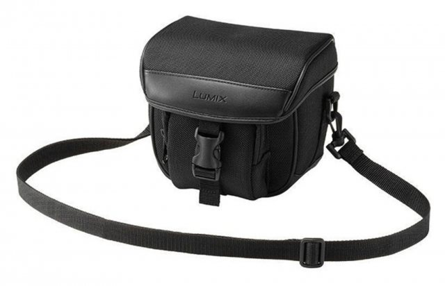 Lumix Panasonic DMW-PZS77 Black case for FZ 1000, FZ330, GH4 and G7