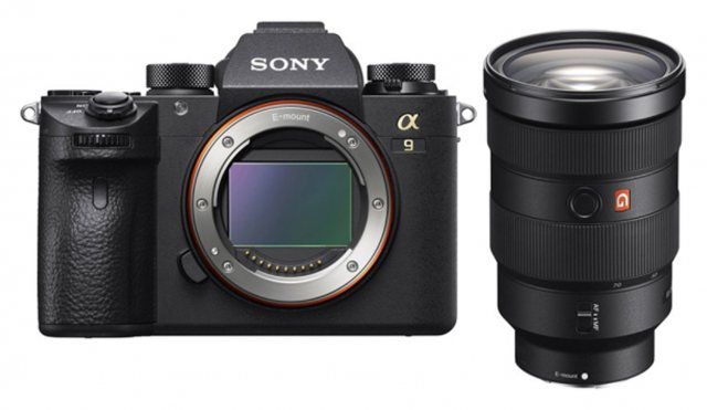 Sony Sony Alpha 9 body, 24-70GM