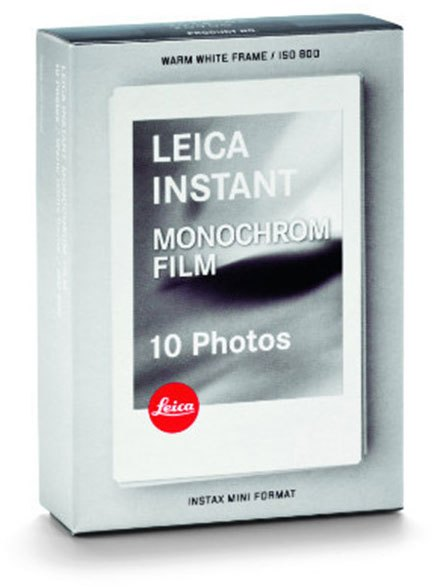 Leica Leica Sofort Black & White Film Pack, Mini/10 Images