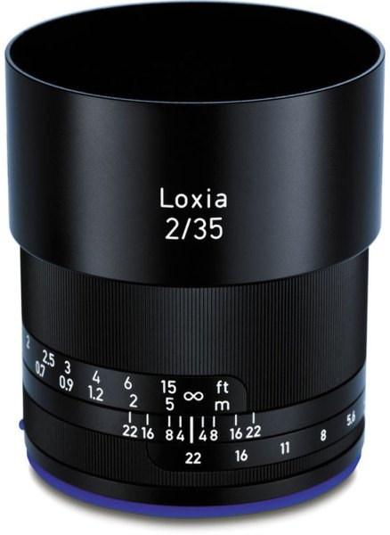 Zeiss 35mm F2.0 Loxia for Sony Alpha FE