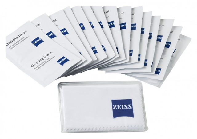 Zeiss Zeiss Pre-Moistened Cleaning Cloths