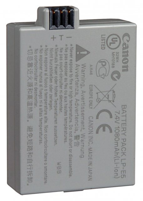 Canon Canon LP-E5 Battery Pack