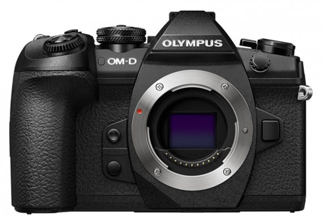 Olympus Olympus OM-D E-M1 Mark II Camera Body, black
