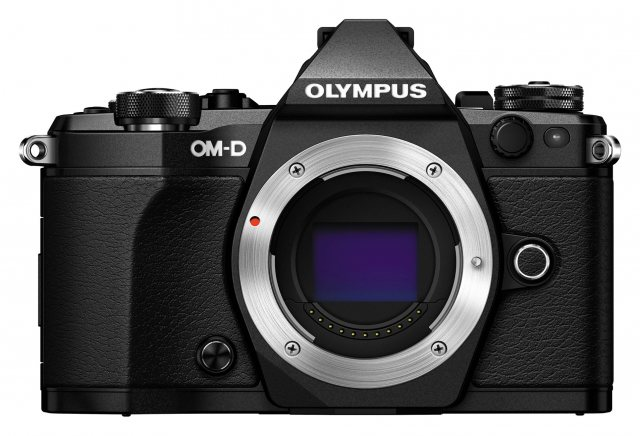 Olympus Olympus OM-D E-M5 Mark II Camera Body, black