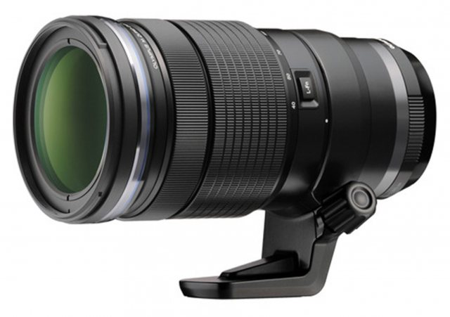 Olympus Olympus M.ZUIKO DIGITAL 40-150mm f2.8 Pro Lens, black