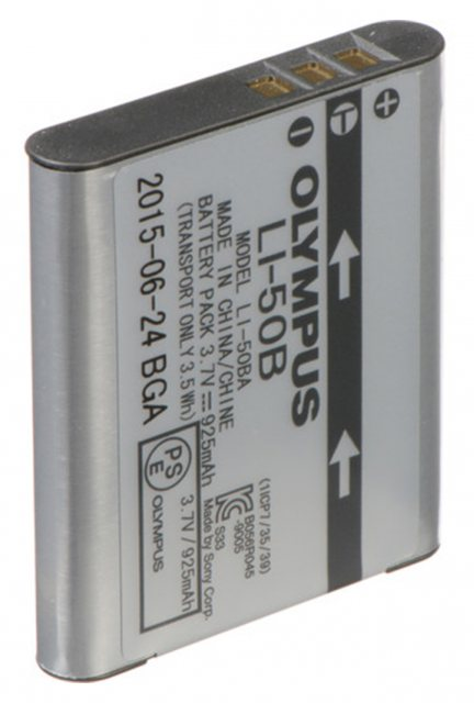 Olympus Olympus Li-50B Lithium Ion Battery