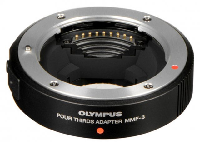 Olympus Olympus MMF-3 Adapter for Four Third Lenses