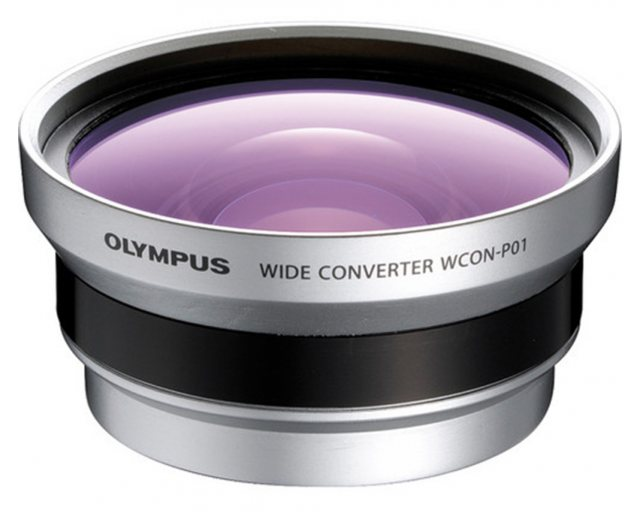 Olympus Olympus WCON-P01 Wide Angle Converter