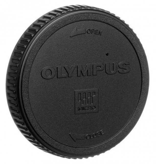 Olympus Olympus LR-2 Rear Lens cap, Micro Four Thirds