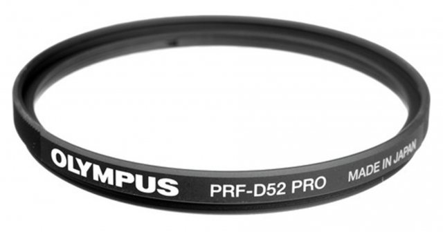 Olympus Olympus PRF-D52 PRO Protection Filter 52mm