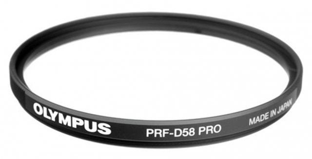 Olympus Olympus PRF-D58 PRO Protection Filter 58mm