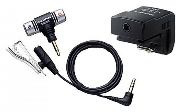 Olympus Olympus SEMA-1 Microphone Adapter Set