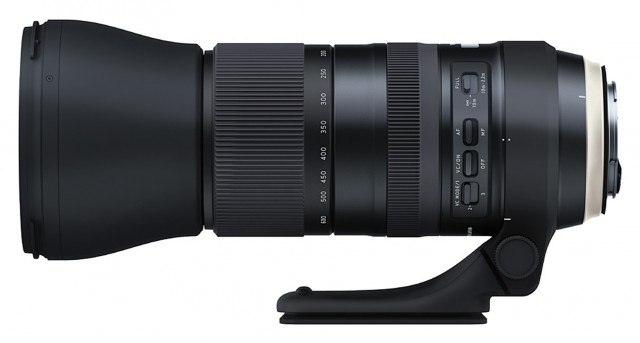 Tamron Tamron 150-600mm f5-6.3 SP Di VC USD G2 + TC-X14 for Nikon