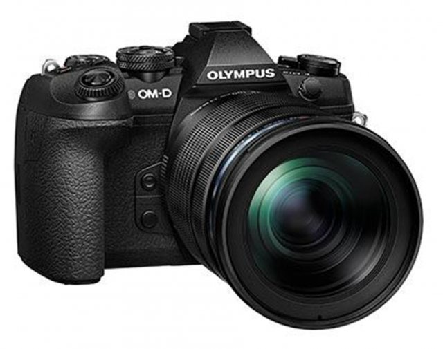 Olympus Olympus OM-D E-M1 Mark II Mirrorless Camera with 12-100mm PRO Lens