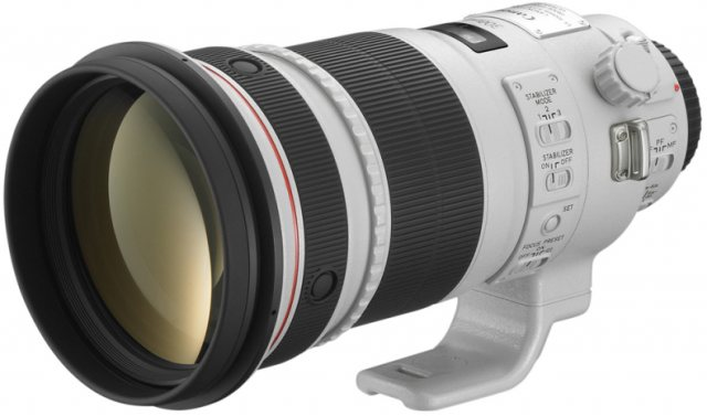 Canon Canon EF 300mm F2.8L IS II USM