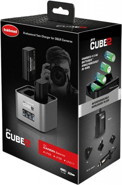 Hahnel Hahnel proCube 2 Charger Canon