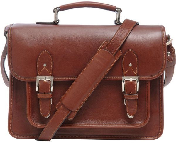 Ona Ona Brooklyn Leather, Chestnut