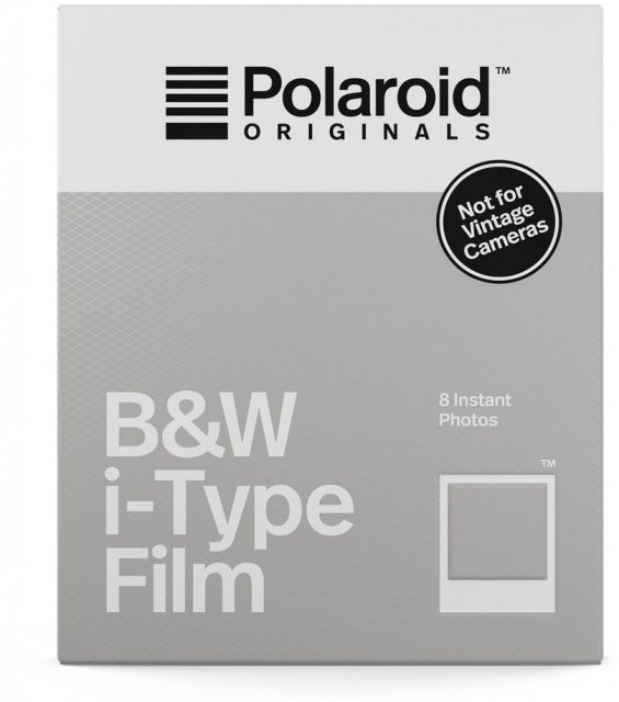 Polaroid Polaroid Originals B&W Film for i-Type