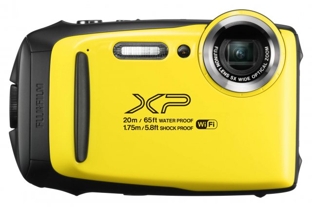 Fujifilm Fujifilm FinePix XP130, Yellow