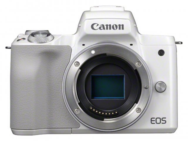 Canon Canon EOS M50 Body Only, White