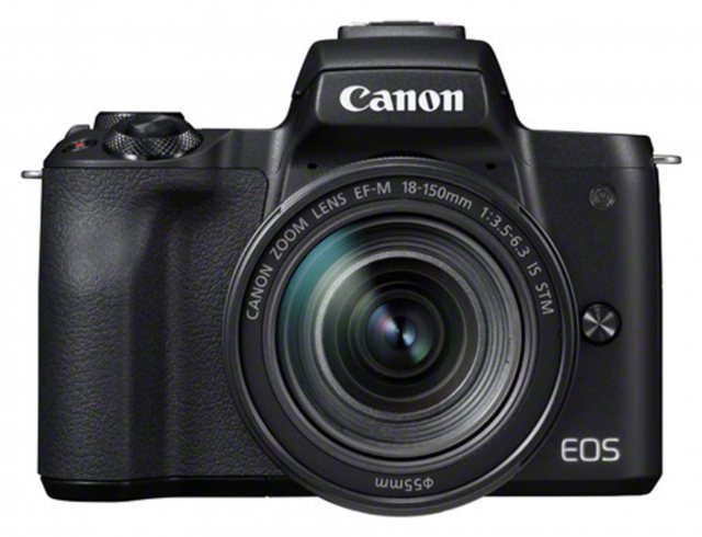 Canon Canon EOS M50 Camera with 18-150mm lens, Black