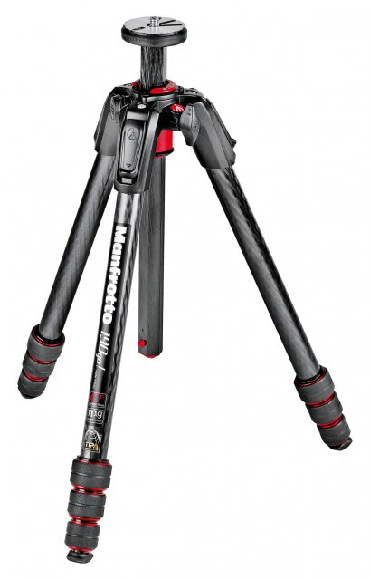 Manfrotto Manfrotto 190go! Carbon 4-Section M-Lock Tripod